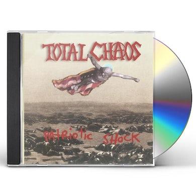Total Chaos PATRIOTIC SHOCK CD