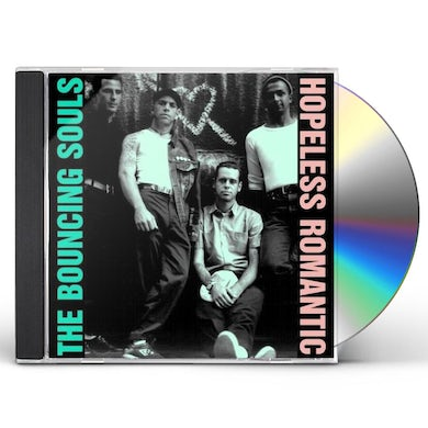 The Bouncing Souls HOPELESS ROMANTIC CD
