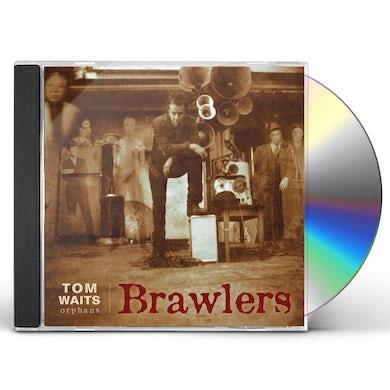 Tom Waits BRAWLERS CD