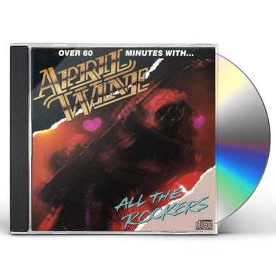 April Wine ALL THE ROCKERS CD