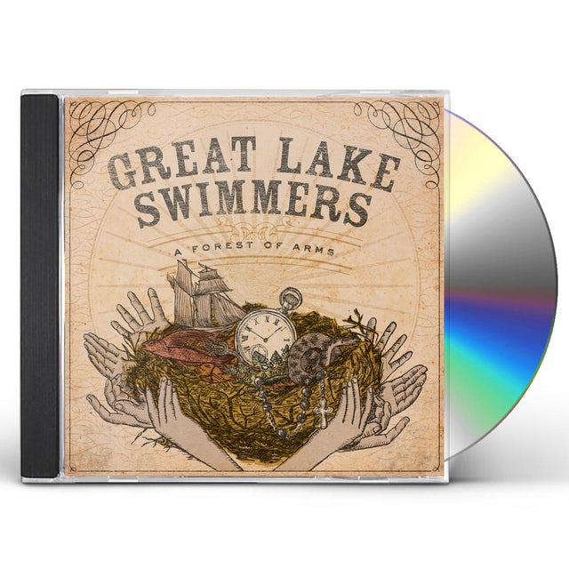Great Lake Swimmers FOREST OF ARMS CD
