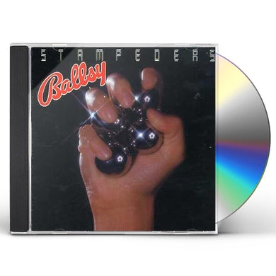 BALLSY CD