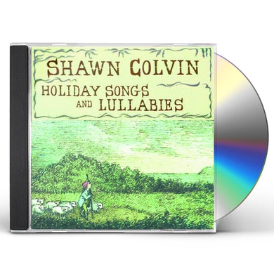 Shawn Colvin HOLIDAY SONGS & LULLABIES CD