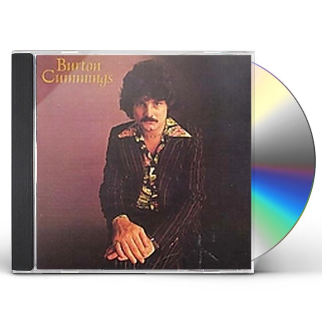 Burton Cummings CD
