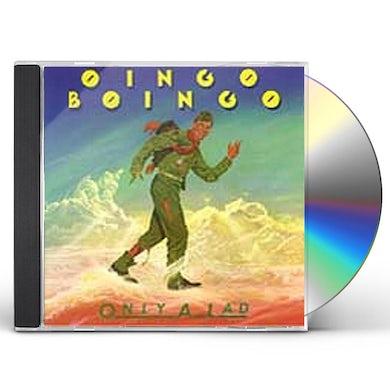 Oingo Boingo ONLY A LAD CD
