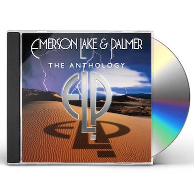 Emerson, Lake & Palmer ANTHOLOGY CD