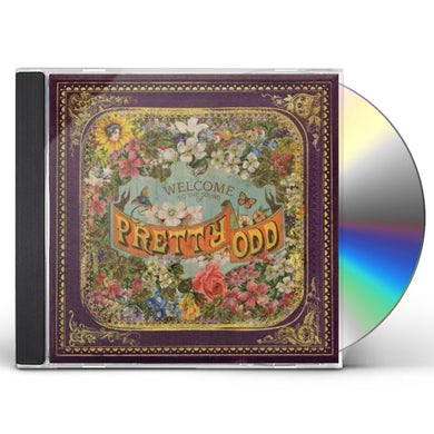 Panic At The Disco  PRETTY ODD CD