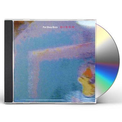 Pet Shop Boys DISCO CD