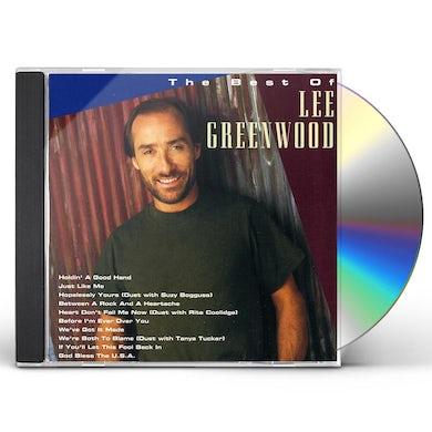 Lee Greenwood BEST OF CD