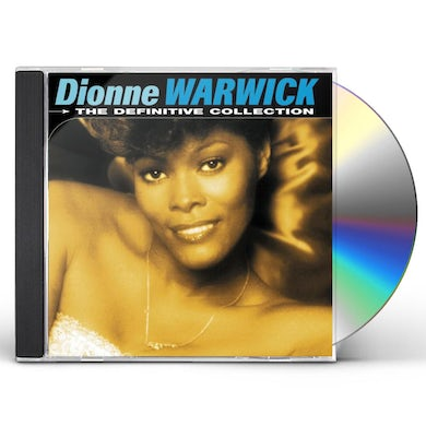 Dionne Warwick DEFINITIVE COLLECTION CD