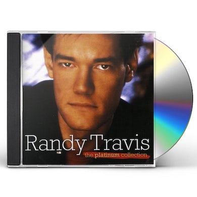 Randy Travis PLATINUM COLLECTION CD