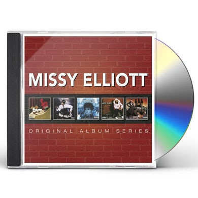 Missy Elliott ORIGINAL ALBUM SERIES CD