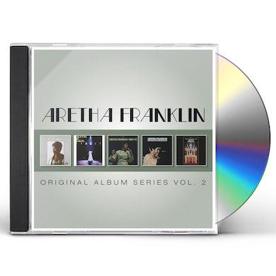 Aretha Franklin   ORIGINAL ALBUM SERIES 2 CD