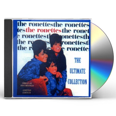 Ronettes ULTIMATE COLLECTION CD