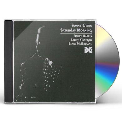 Sonny Criss Saturday Morning CD