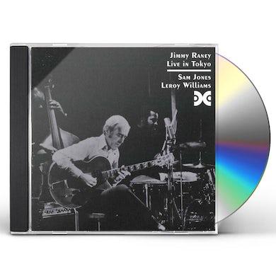 Live in Tokyo CD
