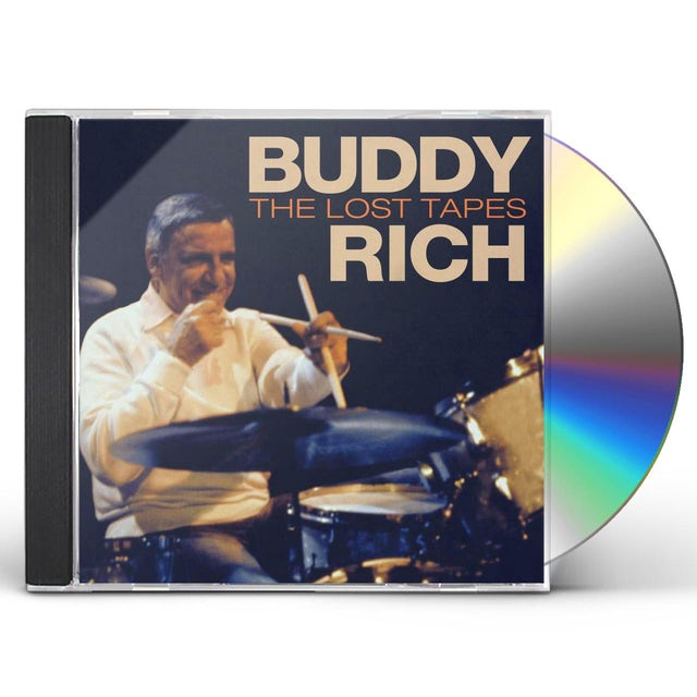 Buddy Rich LOST TAPES CD