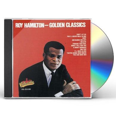 Roy Hamilton GOLDEN CLASSICS CD