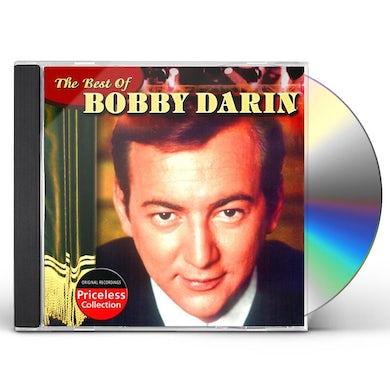 Bobby Darin BEST OF CD
