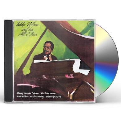 Teddy Wilson HIS ALL STARS CD