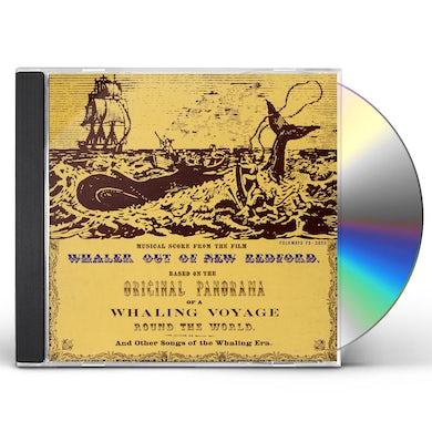 Ewan MacColl MUSICAL FILM SCORE: WHALER OUT OF NEW BEDFORD CD