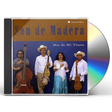 Son de Madera SON DE MI TIERRA CD