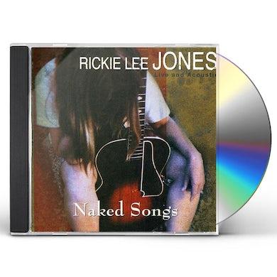 Rickie Lee Jones NAKED SONGS CD
