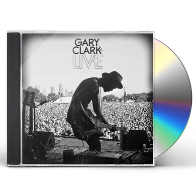 GARY CLARK JR LIVE CD