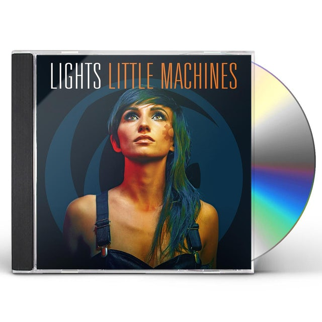 Lights LITTLE MACHINES CD