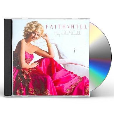 Faith Hill JOY TO THE WORLD CD