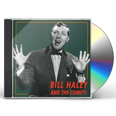 Bill Haley & His Comets BILL HALEY & THE COMETS: HITS CD