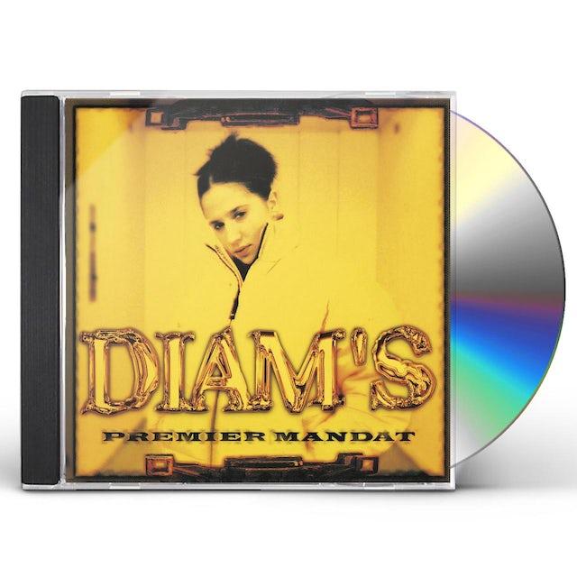 Diam's PREMIER MANDAT CD