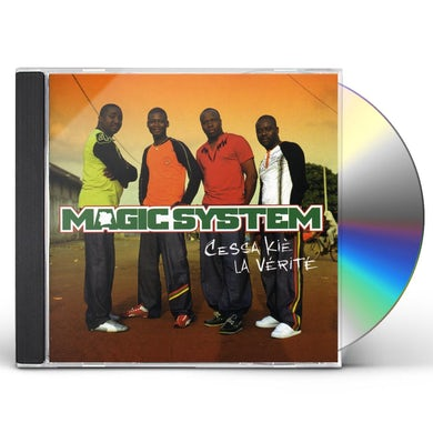 Magic System CESSA KIE LA VERIETE CD