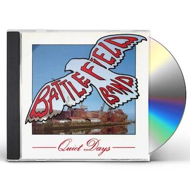Battlefield Band QUIET DAYS CD