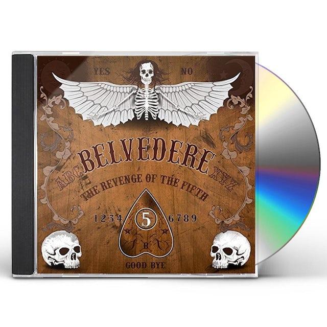 Belvedere REVENGE OF THE FIFTH CD