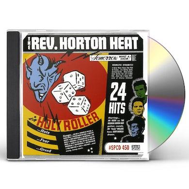 The Reverend Horton Heat HOLY ROLLER CD