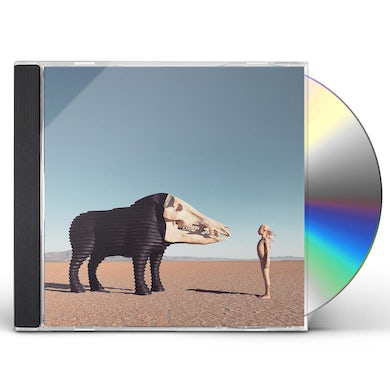 Man Man DREAM HUNTING IN THE VALLEY OF THE IN-BETWEEN CD