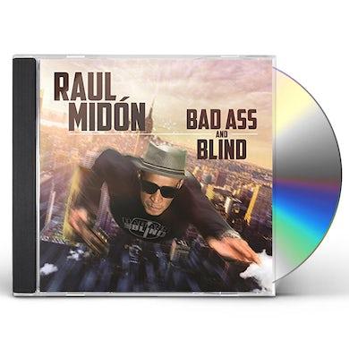 Raul Midon BAD ASS & BLIND CD