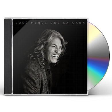 Jose Merce DOY LA CARA CD