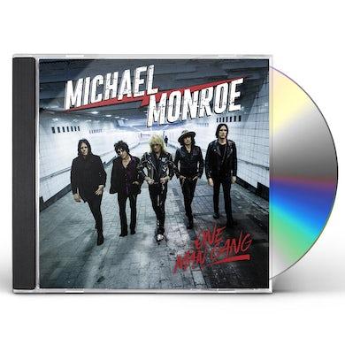 Michael Monroe One Man Gang CD