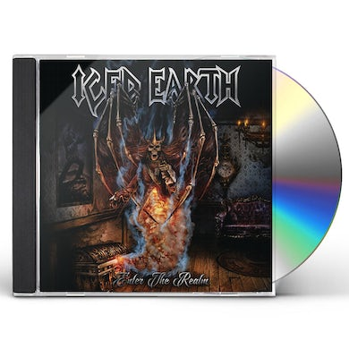 Iced Earth ENTER THE REALM CD