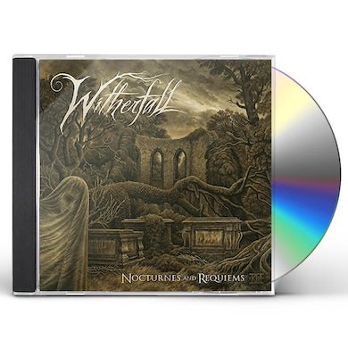 Witherfall NOCTURNES & REQUIEMS CD
