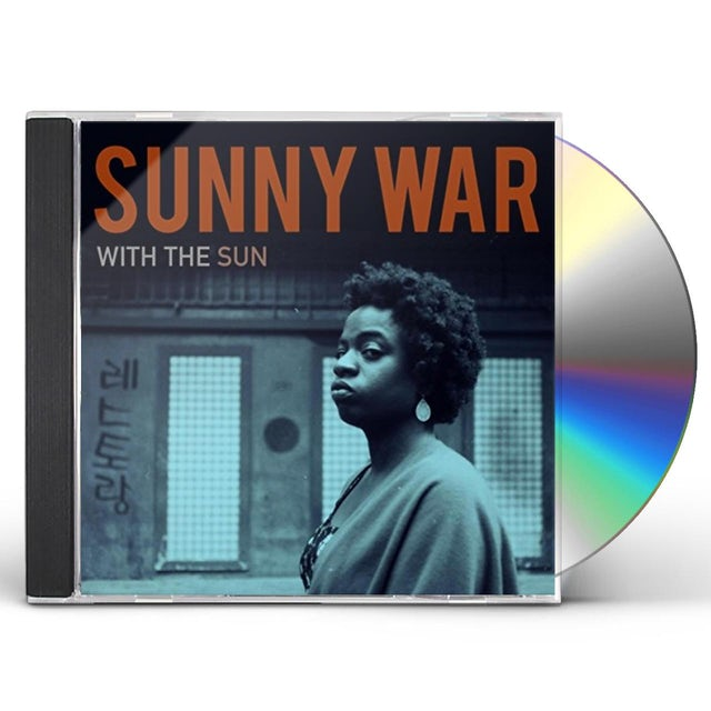 Sunny War WITH THE SUN CD