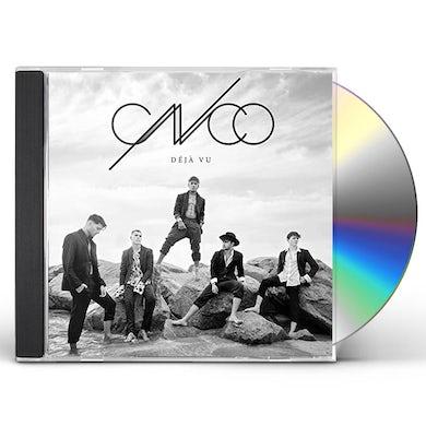 CNCO DEJA VU CD