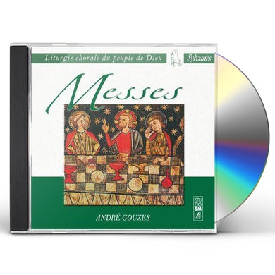 Andre Gouzes MESSES CD