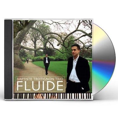 Baptiste Trotignon FLUIDE CD