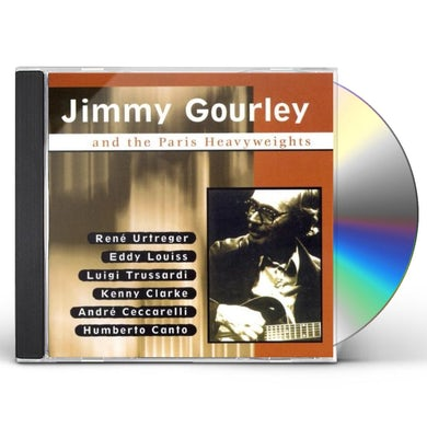 Jimmy Gourley & THE PARIS HEAVYWEIGHTS CD