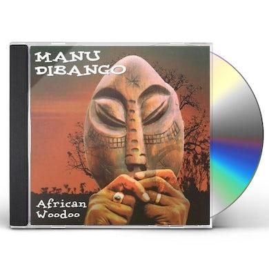 Manu Dibango AFRICAN WOODOO CD