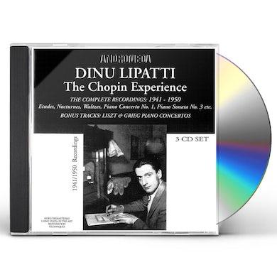 Chopin ETUDES NOCTURNES KLAVIERKONZ CD