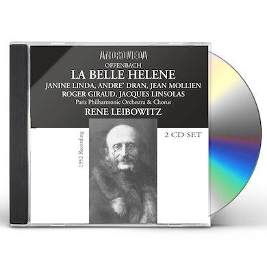 Offenbach LA BELLE HELENE CD